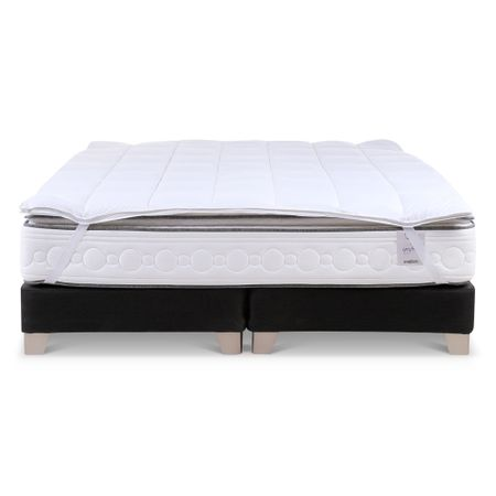 Bed-Topper-New-Microfibra-Argenta-150-x-200-cm-1-2429