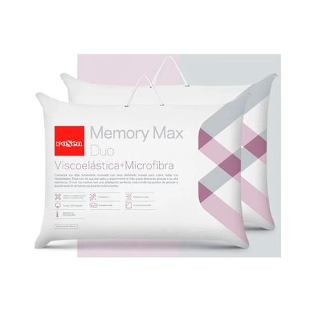 Set-2-Almohadas-Memory-Max-New-Duo-48-x-65-cm-20-5459