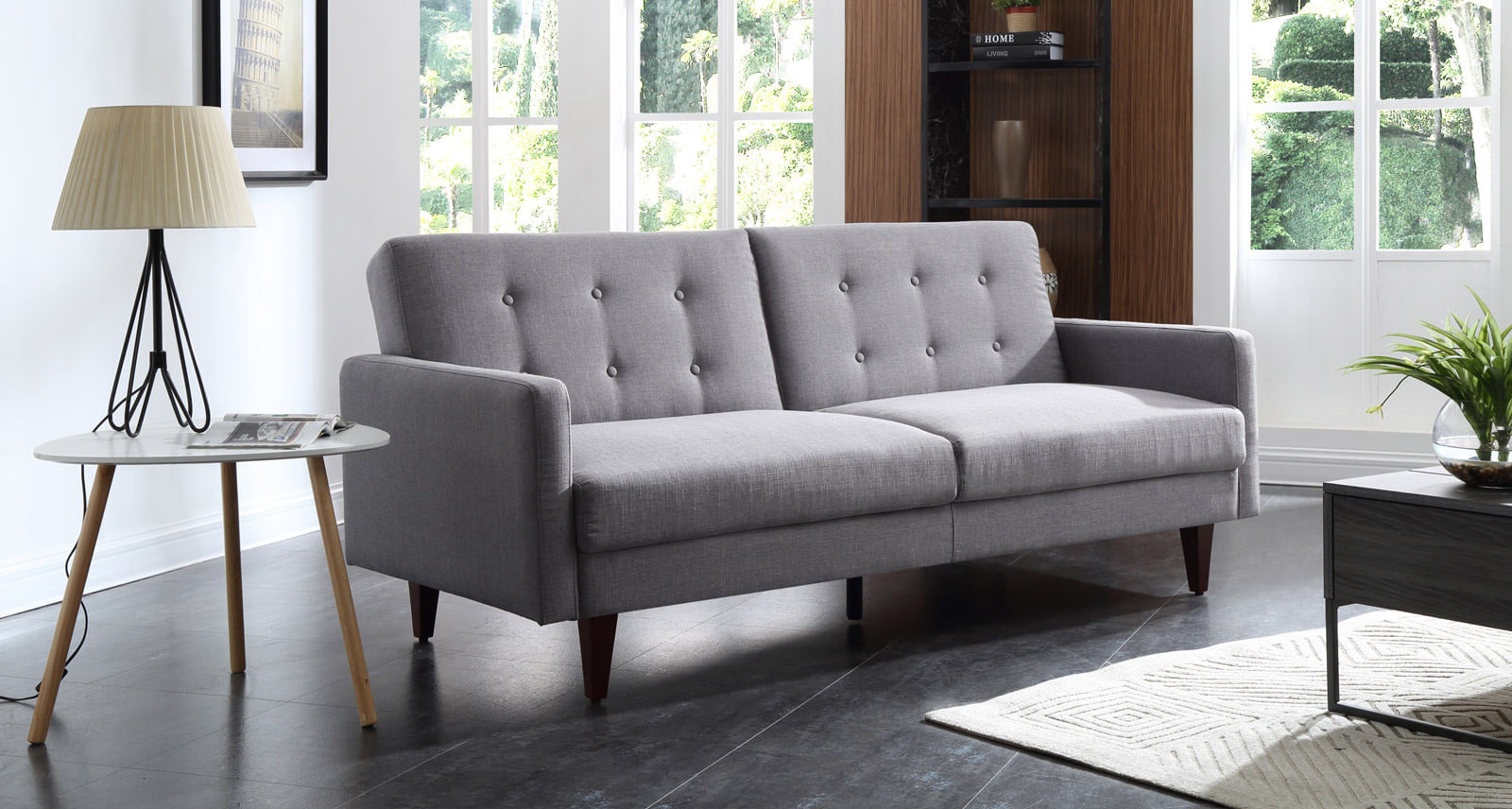 Living Ways To Make A Small Living Room Look Bigger Photos With  # Muebles Rack Para Living
